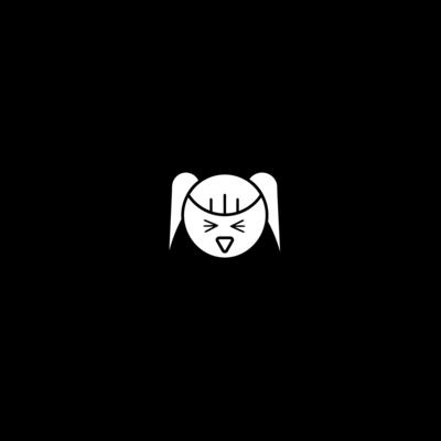 ぱうちゅる(モノクロ)