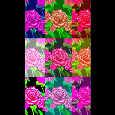薔薇オリジナル