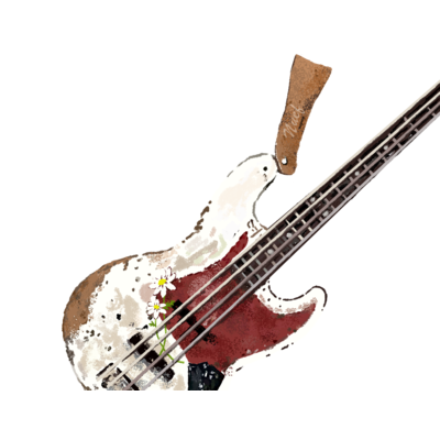 Old Jazz Bass