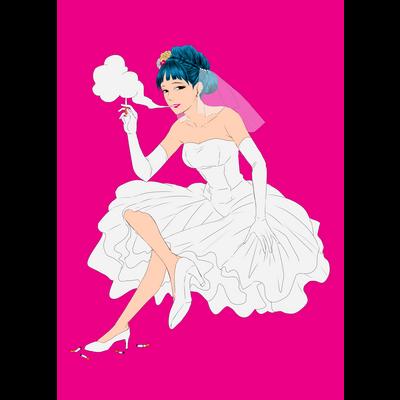 ヘビスモ花嫁