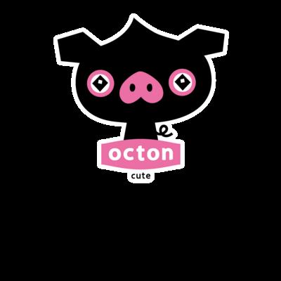 黒豚 octon #cute
