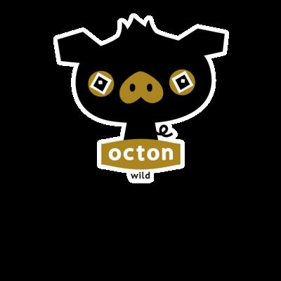 黒豚 octon #wild
