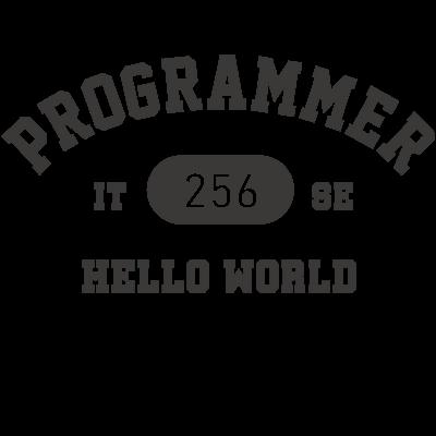 プログラマー(グレー)