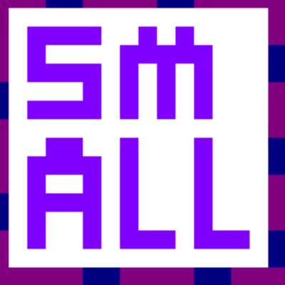 Smallロゴシリーズ