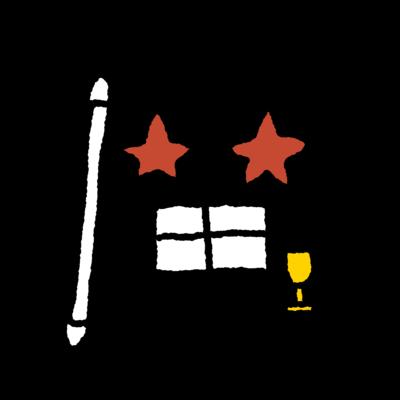 Kanji Tarot Sticker
