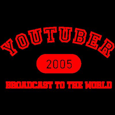 YOUTUBER(赤)