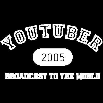 YOUTUBER(白)