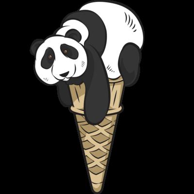アイスクリーム動物