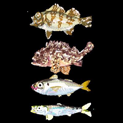 ギョギョギョ魚