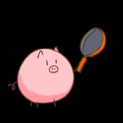 豚「肉を食え」
