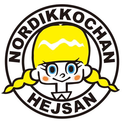 ノルディッコちゃん(ワッペン)
