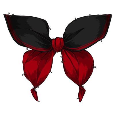セーラー服は永遠 - 黒×赤