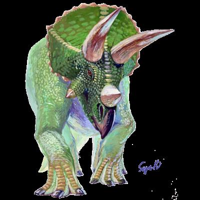 Triceratopsのオモイデ