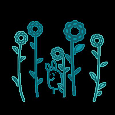 植物モチーフ