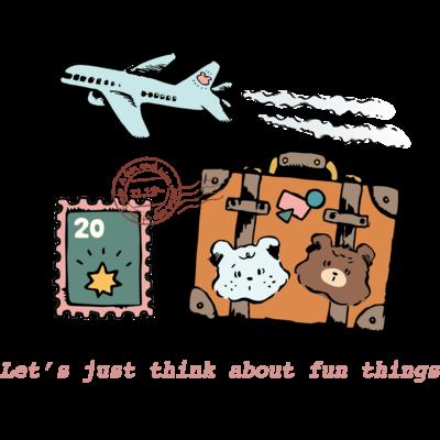 クマたちの世界一周旅行