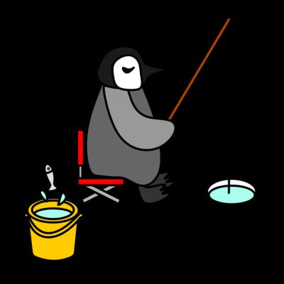 フィッシングペンギン