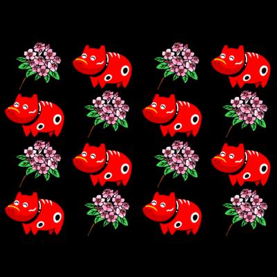 赤べこちゃんシリーズ