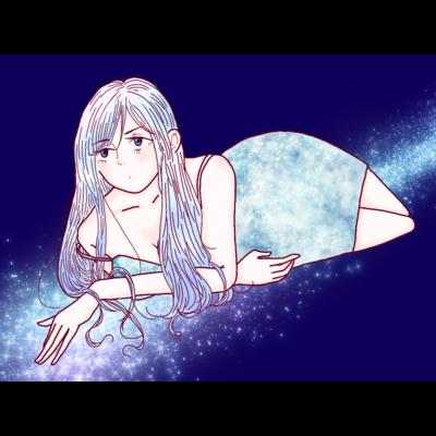 星屑の少女