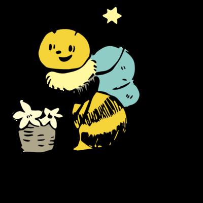 wizard bee
