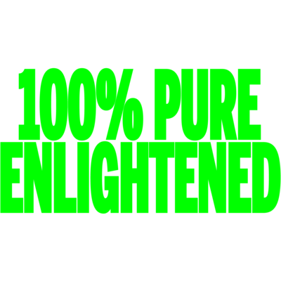 100% PURE ENLIGHTENED