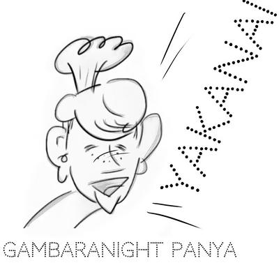 Gambaranight PANYA monotone