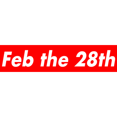 Feb (2月)