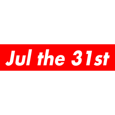 Jul (7月)