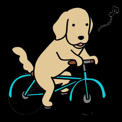 bicycle(前面のみ)