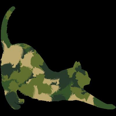 猫のTシャツグッズ