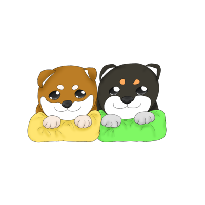 柴犬赤ちゃんズ