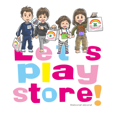 Let's play store!