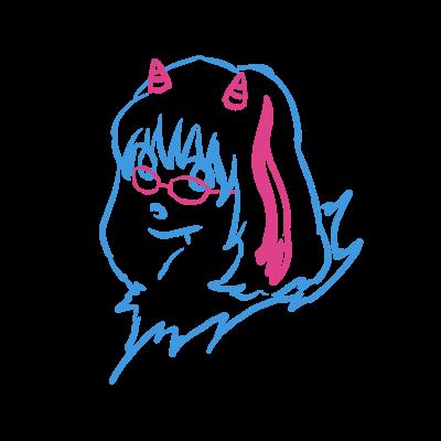 Oni子ちゃんです。