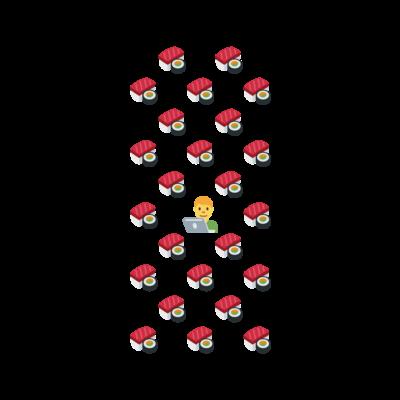 🍣 お寿司大好きエンジニア 👨💻