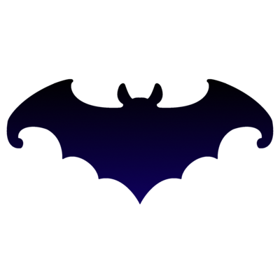 コウモリのデザイン