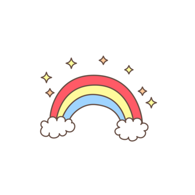 ★虹色フードちゃんシリーズ★