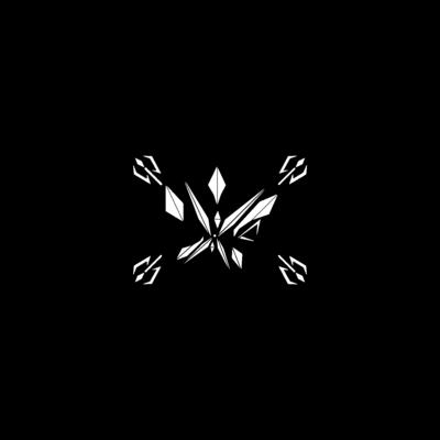 逆白黒のスマホカバー