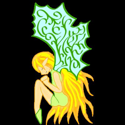 【Side cute】Sleeping cute fairy