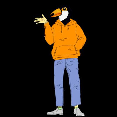 動物の服(仮)