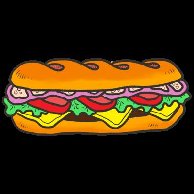 アイムハングリー!サンドイッチ!