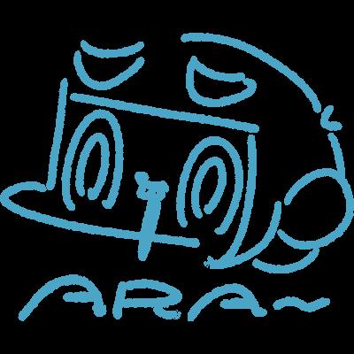 カメダエモジ:ARA〜
