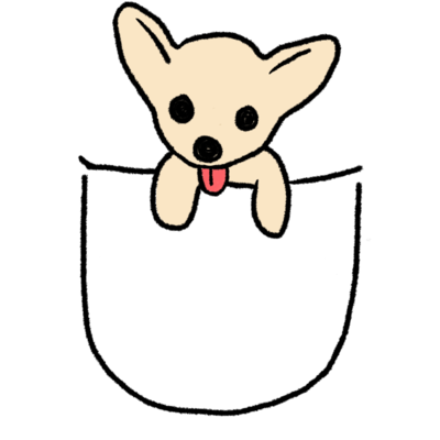 Pocket zura-chan series001
