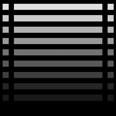 モノクロ系