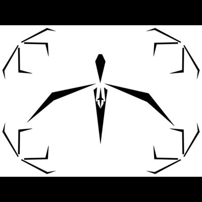 ネオ花柄トートバッグ                            (オリジナル)