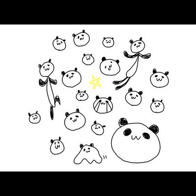 パンダの凡凡