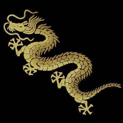 龍のデザイン