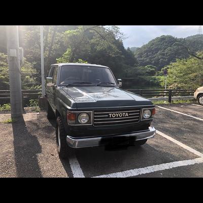 ランクル60旅