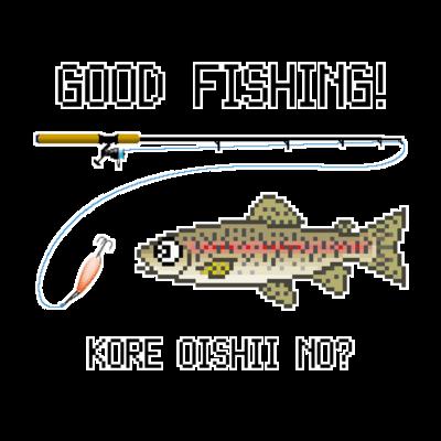 スマホケース(魚釣り)