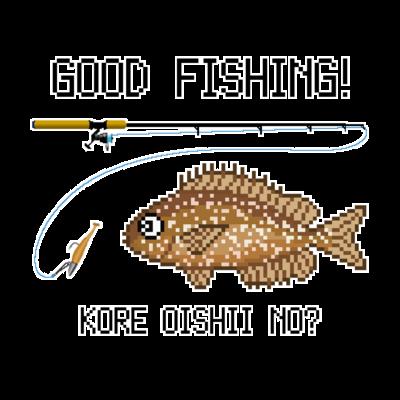 缶バッジ(海水魚)
