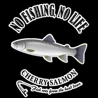 魚釣り(キャップ)