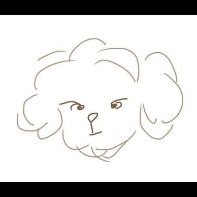 イケメン犬